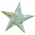 Mixed Media 2 - Elements - Folded Star
