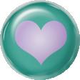 Mixed Media 3 - Elements - Heart Brad