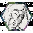 Mixed Media 3 - Elements - Face Hexagon 02