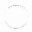 Mixed Media 3 - Spill Frames - Frame 03 - Circle