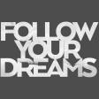Good Life April - Minikit - Word Art - Follow Your Dreams