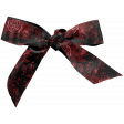 Gothical - Elements - Bow Red