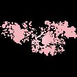 Love You Miss You - Minikit - Pink Splatter