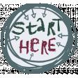 Mixed Media 6 - Elements - Word Art - Start Here