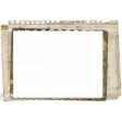 Jane - Frames - Stacked Torn Paper & Lace Frame 3
