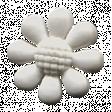 Good Day - Tiny White Flower