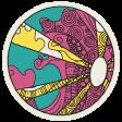 Summer Splash - Stickers - Beachball