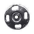 XY - Elements - Hexagons - Metal Button 6