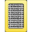 Summer Splash - Elements - Yellow Frame