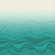 Summer Splash - Papers - Teal Zentangle