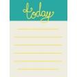 Summer splash - Journal Cards - Today