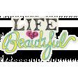 Summer Splash - Stickers - Life Is Beautiful