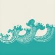 Summer Splash - Papers - Zentangle Waves