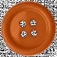 Summer Splash - Elements - Orange Button