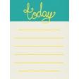 Summer Splash - Journal Cards - Textured - Today