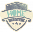 Work Day - Elements Kit - Word Art - Home Office