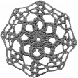 Crochet Flowers - Templates - Crochet06 - Large Doily