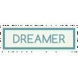 Sweet Dreams - Elements - Wordstrip - Dreamer