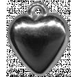 Heart Charms - Template - Heart 4
