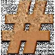 Back To Basics Cork Shapes - Shape 127