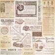 Vintage Collage Sheets - Sheet 2