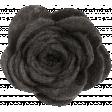 Cozy Day Elements - Felt Flower