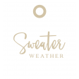 Cozy Day Elements - Sweater Weather Tag
