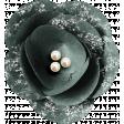 Winter Day Elements - Green Flower