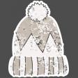 Winter Day Elements - Hat Glitter
