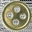 Design Pieces No.8  - Gold Button