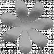 Flowers No.17 – Flower 04 Template