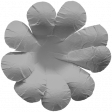 Flowers No.17 – Flower 16 Template
