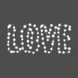 Light String Words - Light String Love