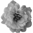 Flowers No.21 Flower 3 - Template