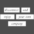 unwind disconnect