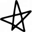 Star & Sparkle Shapes 056
