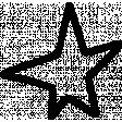 Star & Sparkle Shapes 090