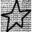Star & Sparkle Shapes 092