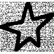 Star & Sparkle Shapes 098