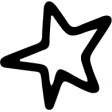 Star & Sparkle Shapes 105