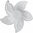 Flower 04 - Metal Accent - Template