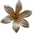 Bootiful - Gold Flower