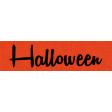 Bootiful - Halloween Label