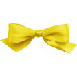 One of a Kind - Yellow Bow