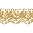 A Little Sparkle {Elements} - Gold Lace Ribbon