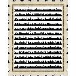 A Little Sparkle {Elements} - Vintage Glitter Square Stamp Frame