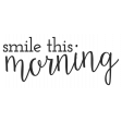 Good Day - Smile This Morning