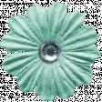 Work Day - Teal Flower
