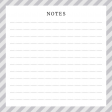 Sugar & Sweet - Journaling Card 06