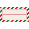 Christmas Day Elements - Label